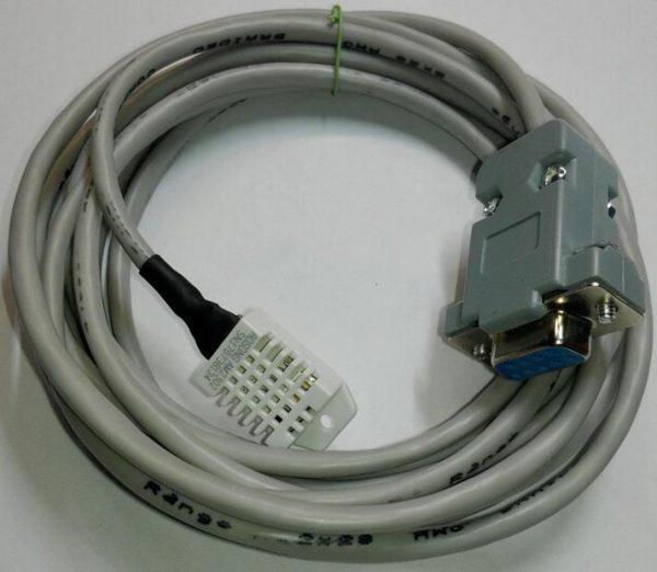 سنسور-دما-و-رطوبت-با-کانکتور-DB9